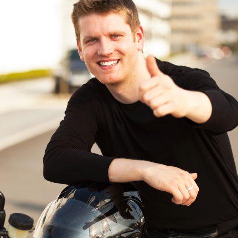 Fahrschule Motorrad