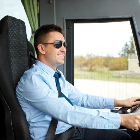 Fahrschule Bus